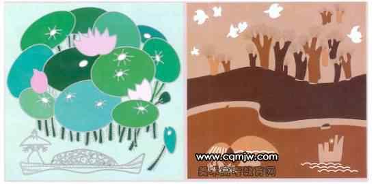 中国美术网 高考频道 设计创作 装饰图案 >> 信息正文