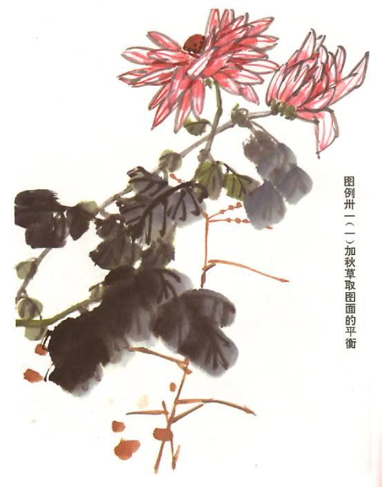 怎样画菊(国画菊花技法)
